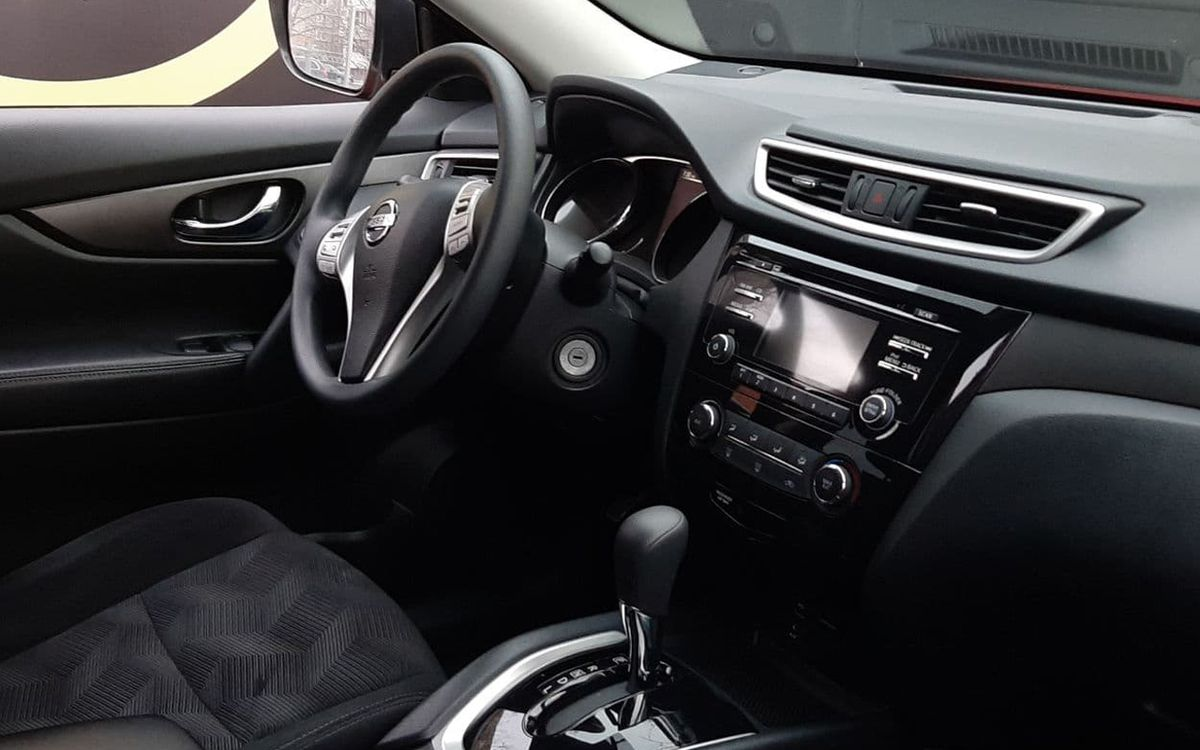 Nissan Rogue S 2014 фото №10