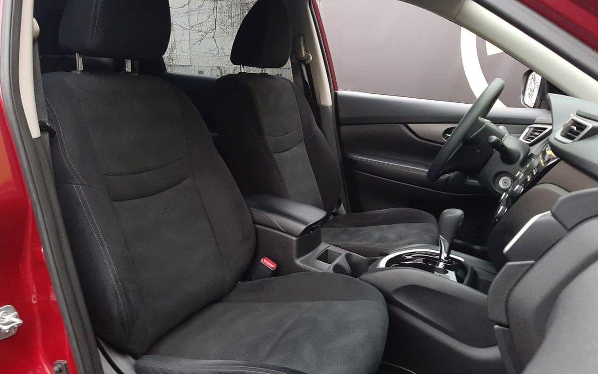 Nissan Rogue S 2014 фото №11