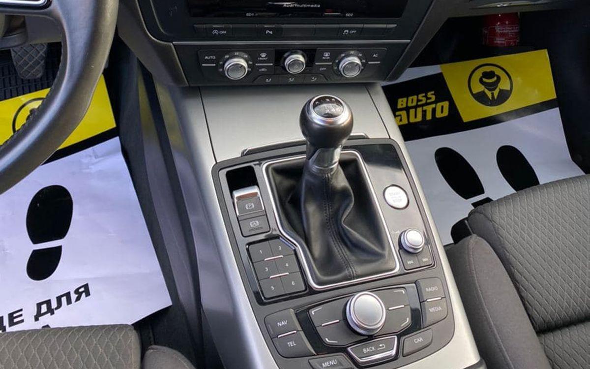 Audi A6 2013 фото №10