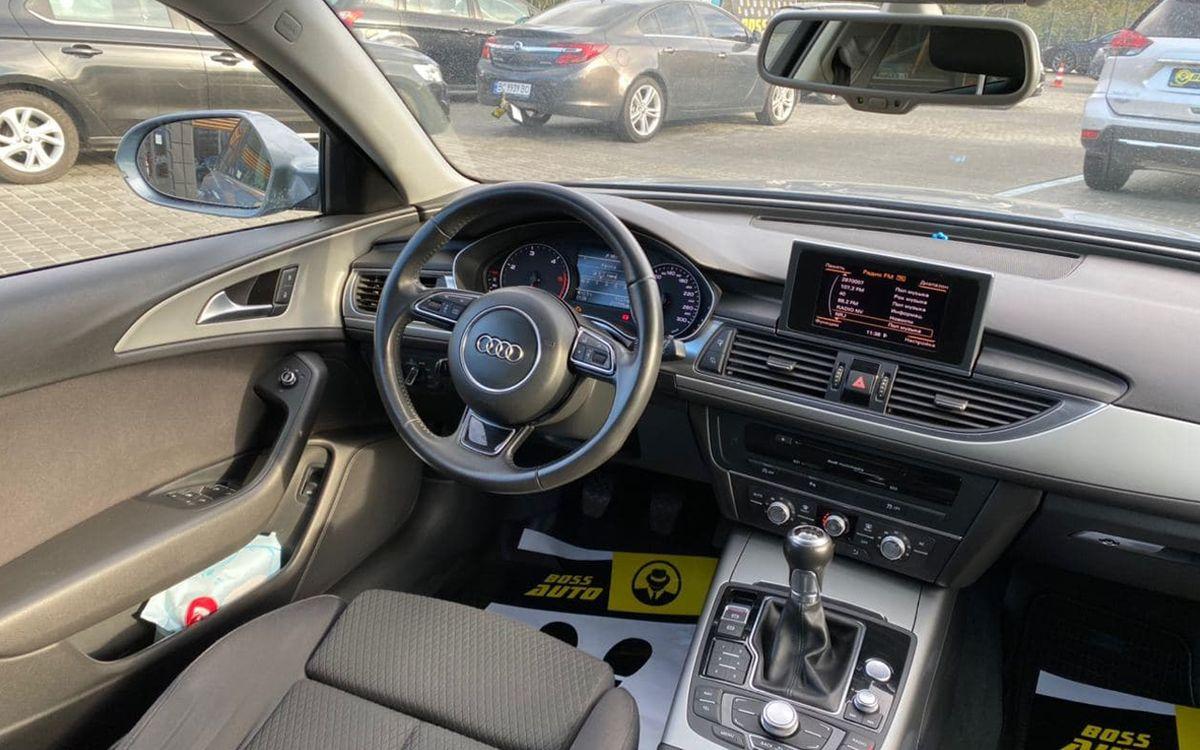 Audi A6 2013 фото №11