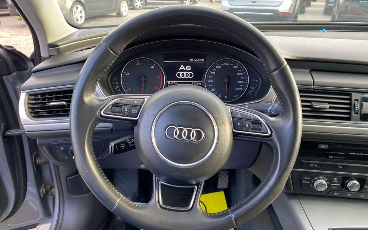Audi A6 2013 фото №12