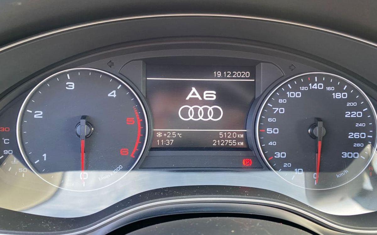 Audi A6 2013 фото №13
