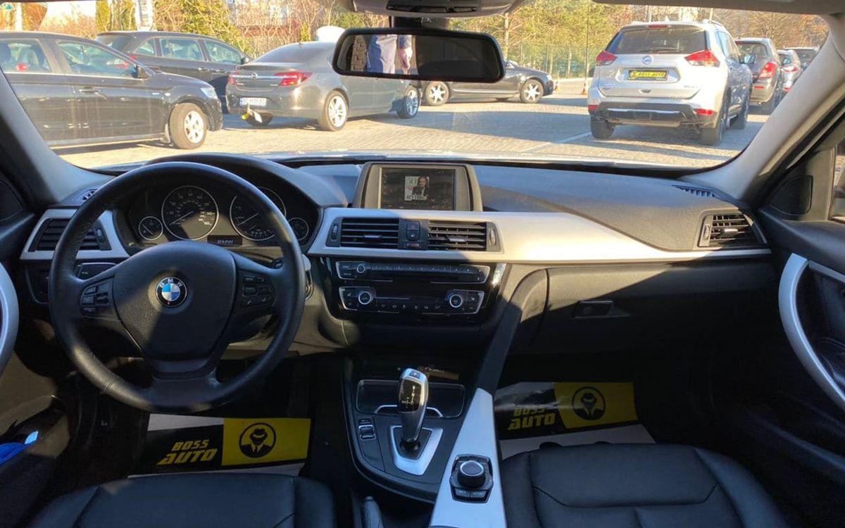 BMW 320 Xdrive 2018 фото №9