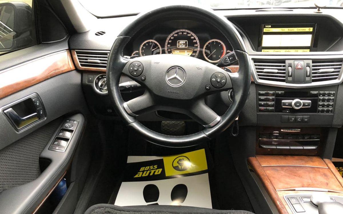Mercedes-Benz E 200 2012 фото №9