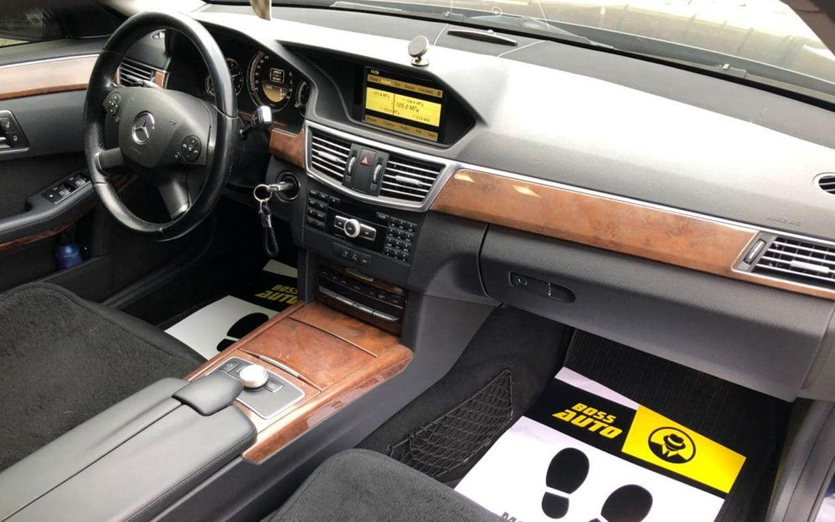 Mercedes-Benz E 200 2012 фото №10