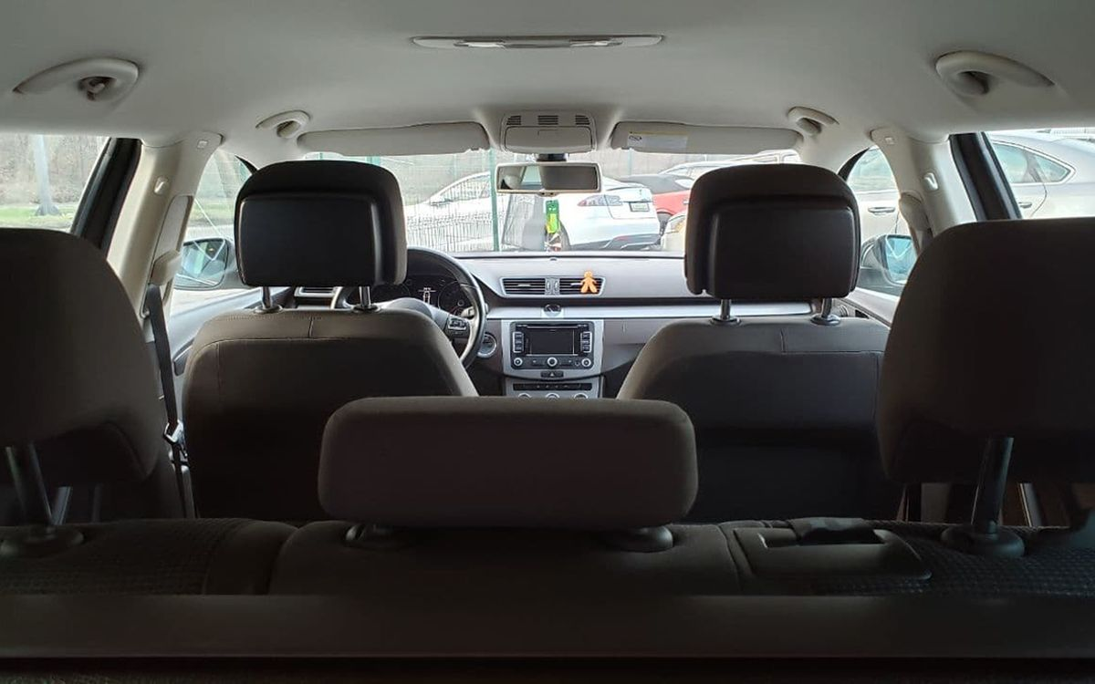 Volkswagen Passat 2013 фото №10