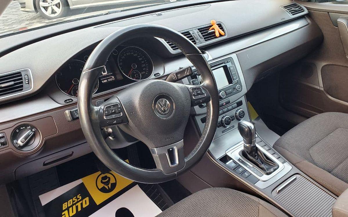 Volkswagen Passat 2013 фото №12