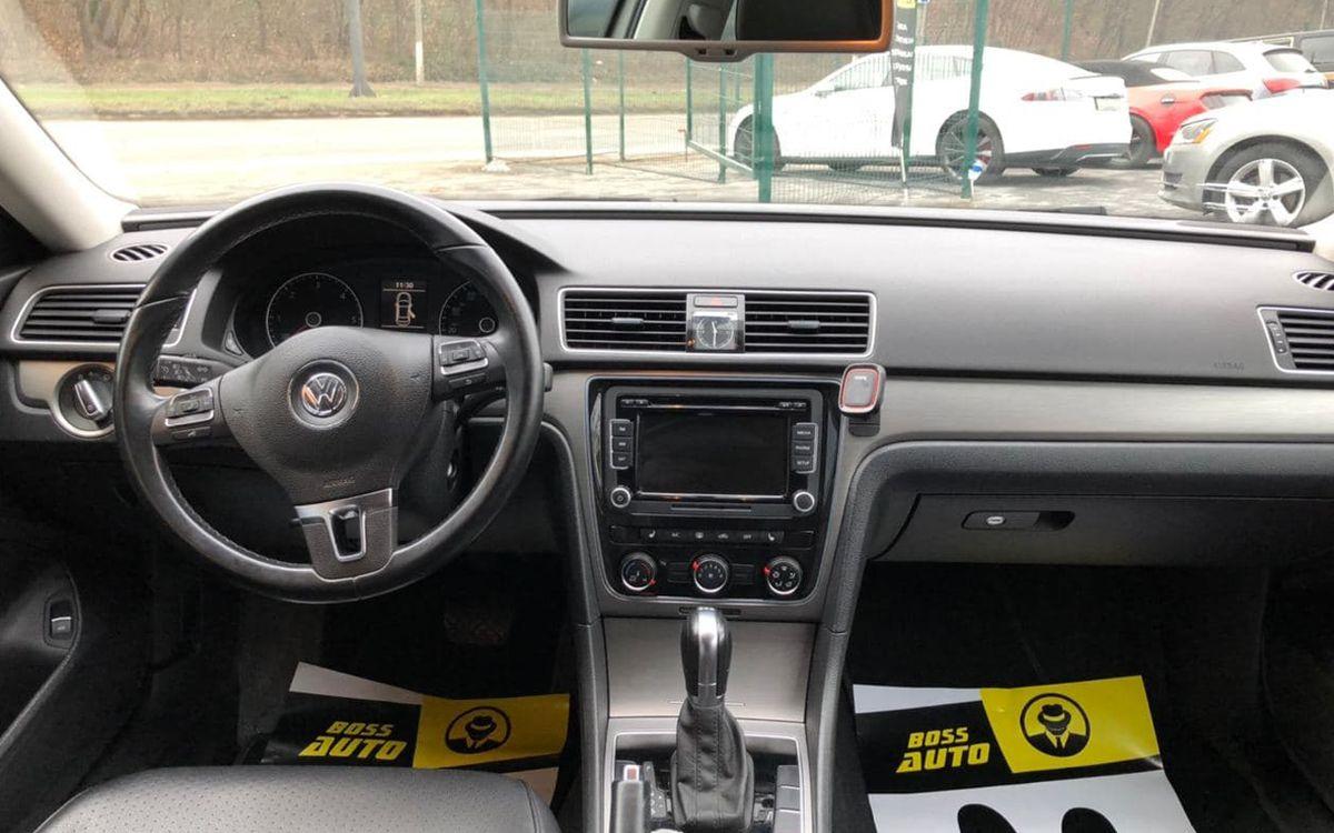 Volkswagen Passat 2014 фото №7