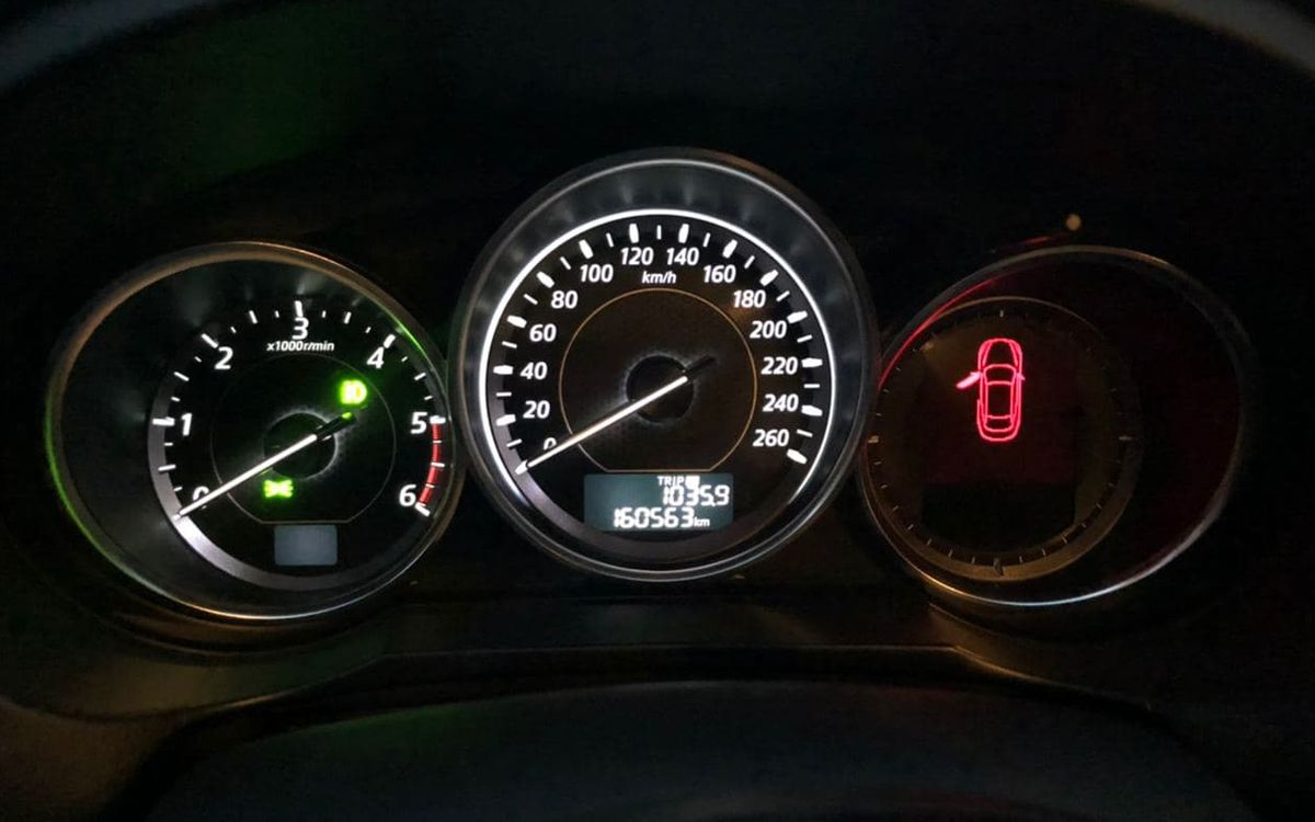 Mazda 6 2012 фото №11