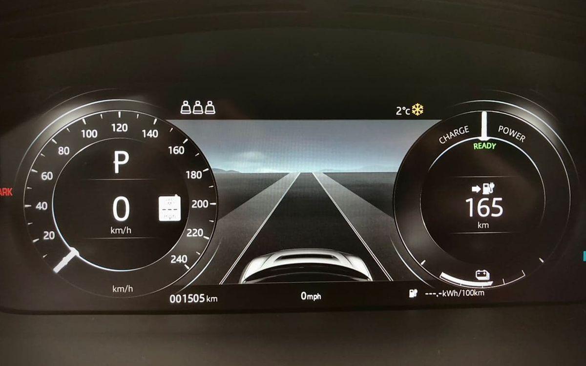 Jaguar Vanden I-Pace 2019 фото №17