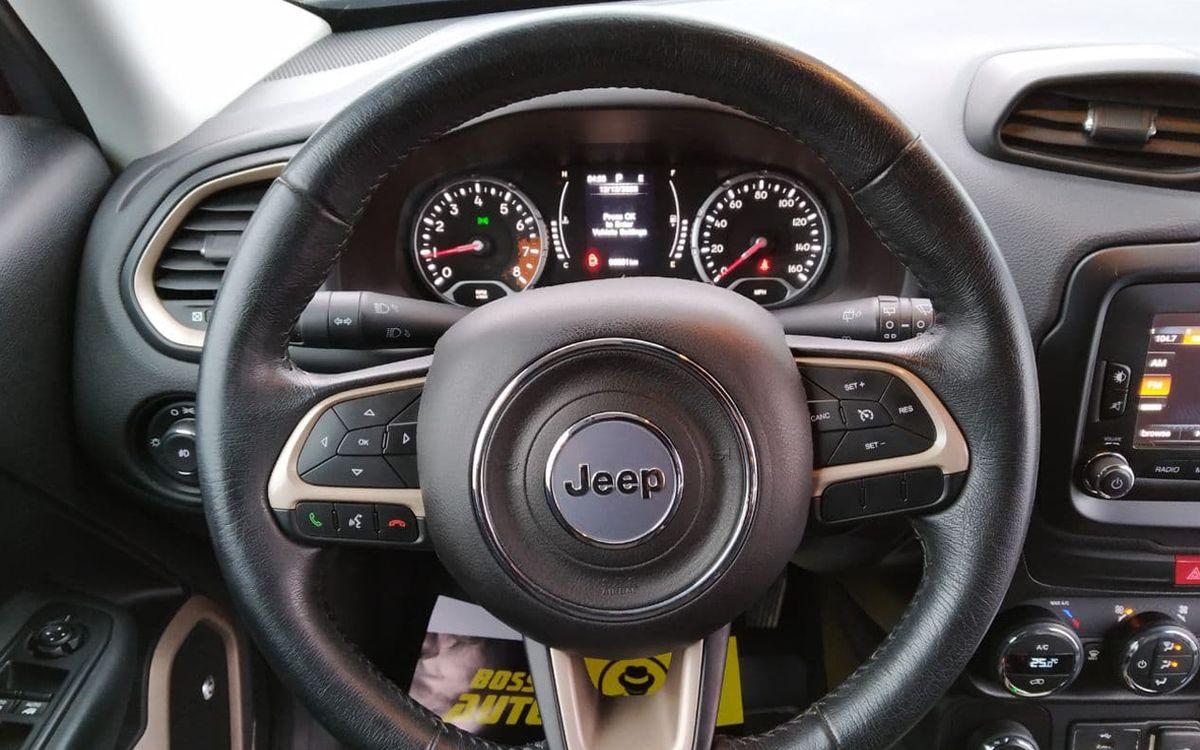 Jeep Renegade Latitude 4x4 2016 фото №20