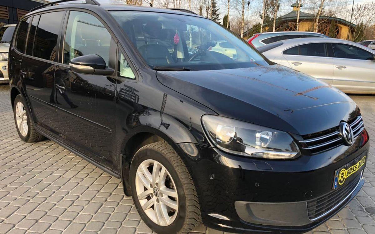 Volkswagen Touran 2014 фото №6