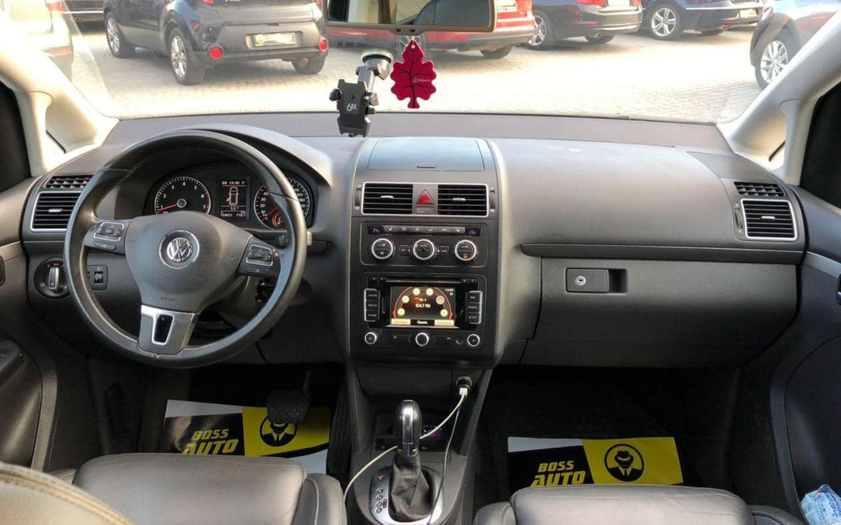 Volkswagen Touran 2014 фото №8