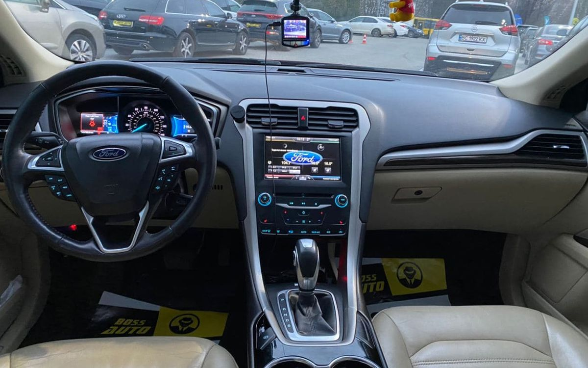 Ford Fusion 2014 фото №9