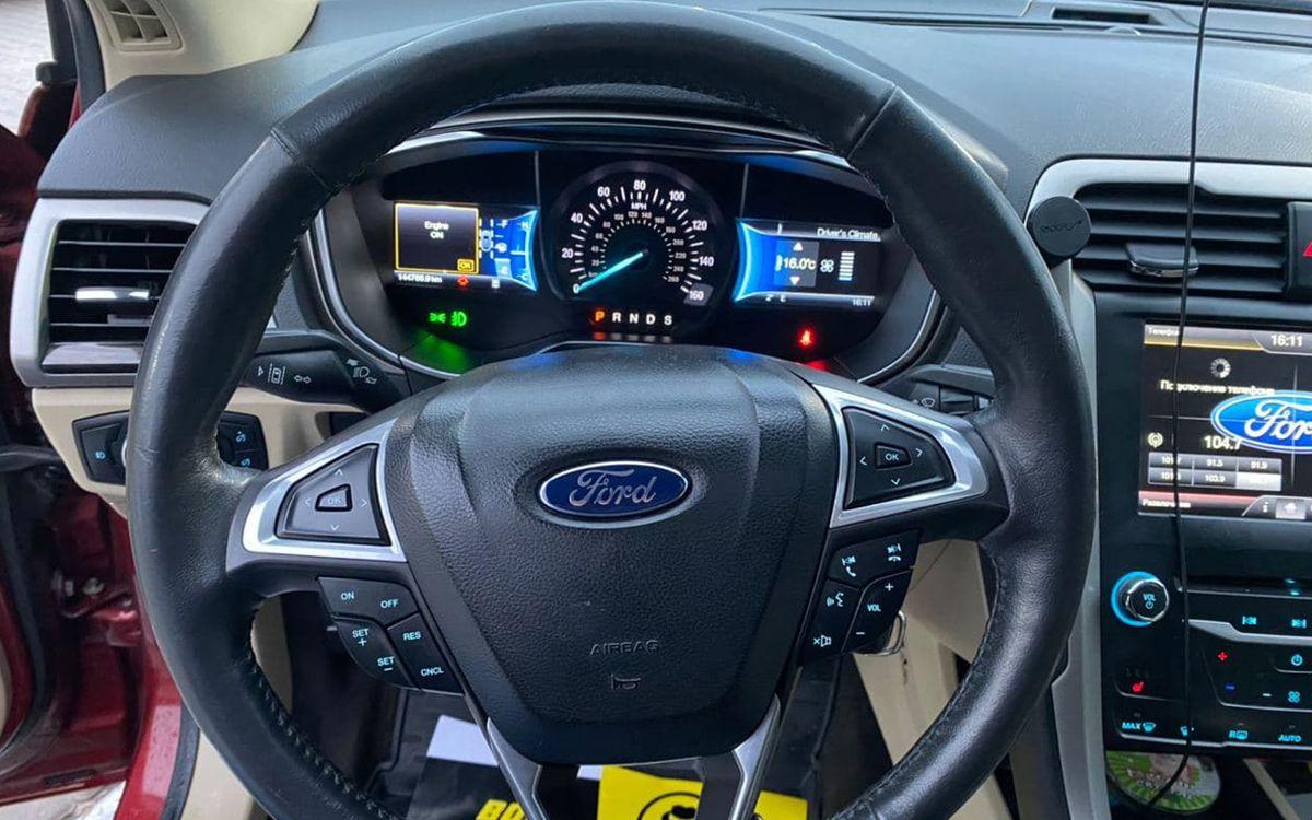 Ford Fusion 2014 фото №11
