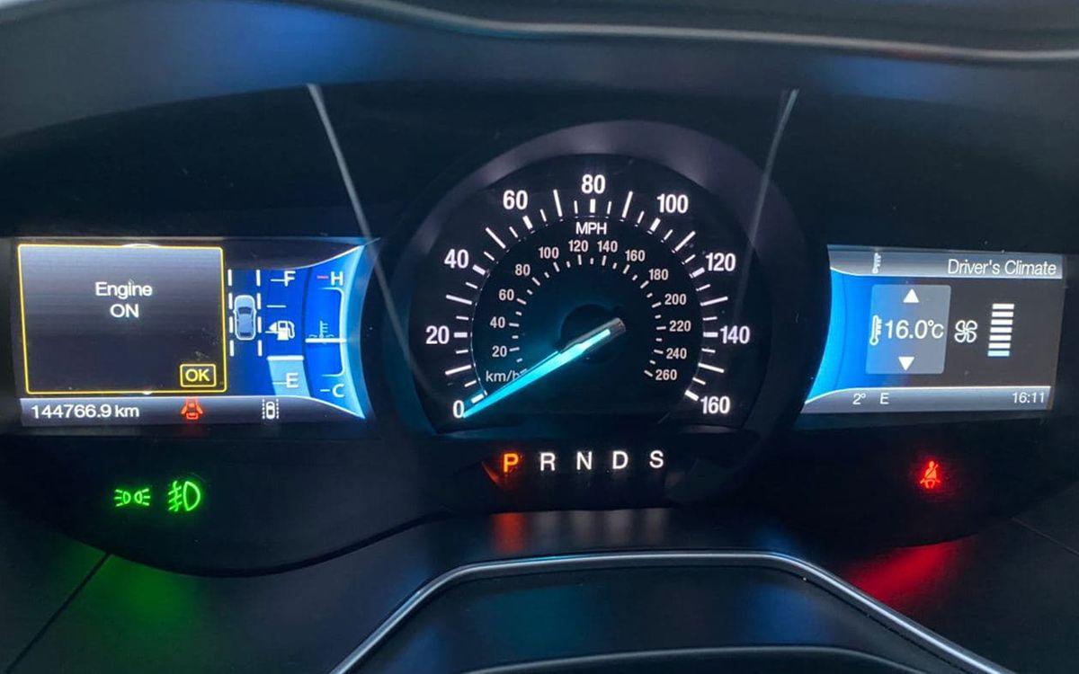 Ford Fusion 2014 фото №12