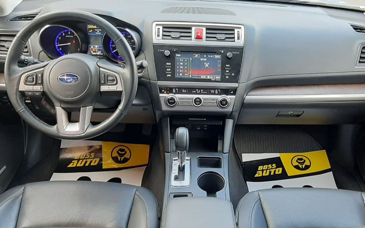 Subaru Outback 2015 фото №9