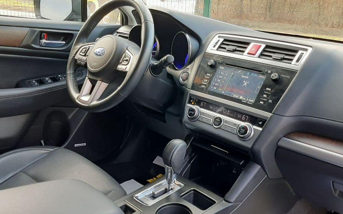 Subaru Outback 2015 фото №12