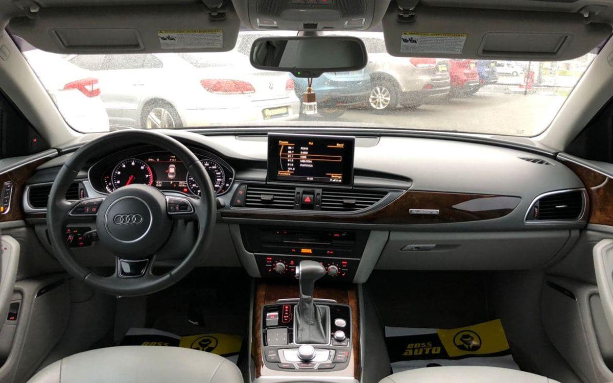 Audi A6 2014 фото №9