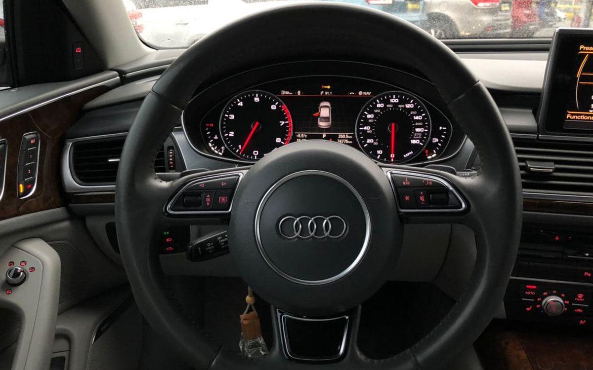 Audi A6 2014 фото №10