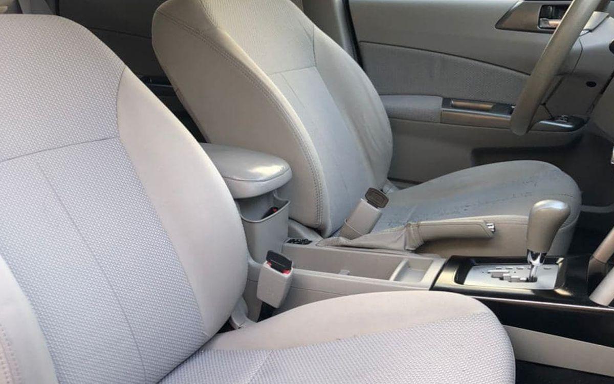 Subaru Forester 2010 фото №16