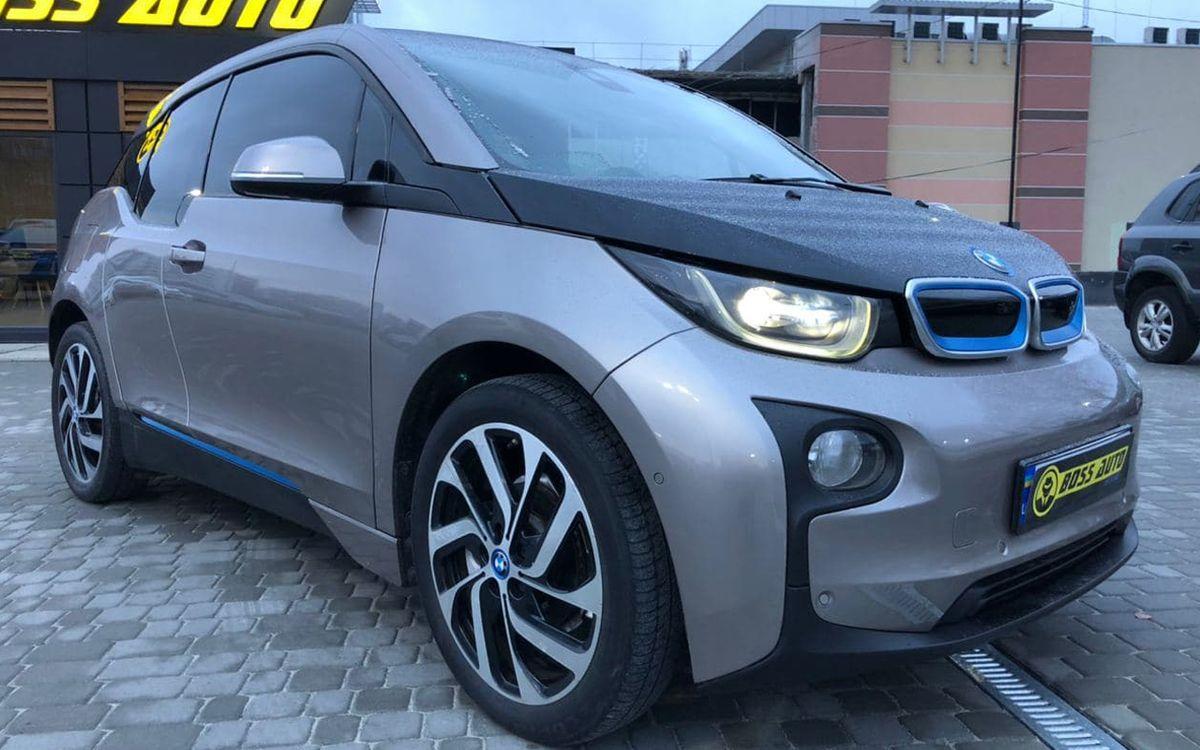 BMW I3 2014 фото №6