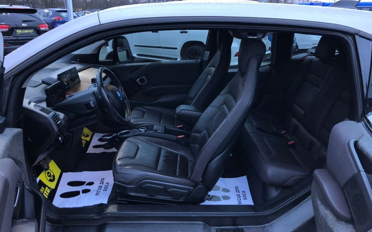 BMW I3 2014 фото №7