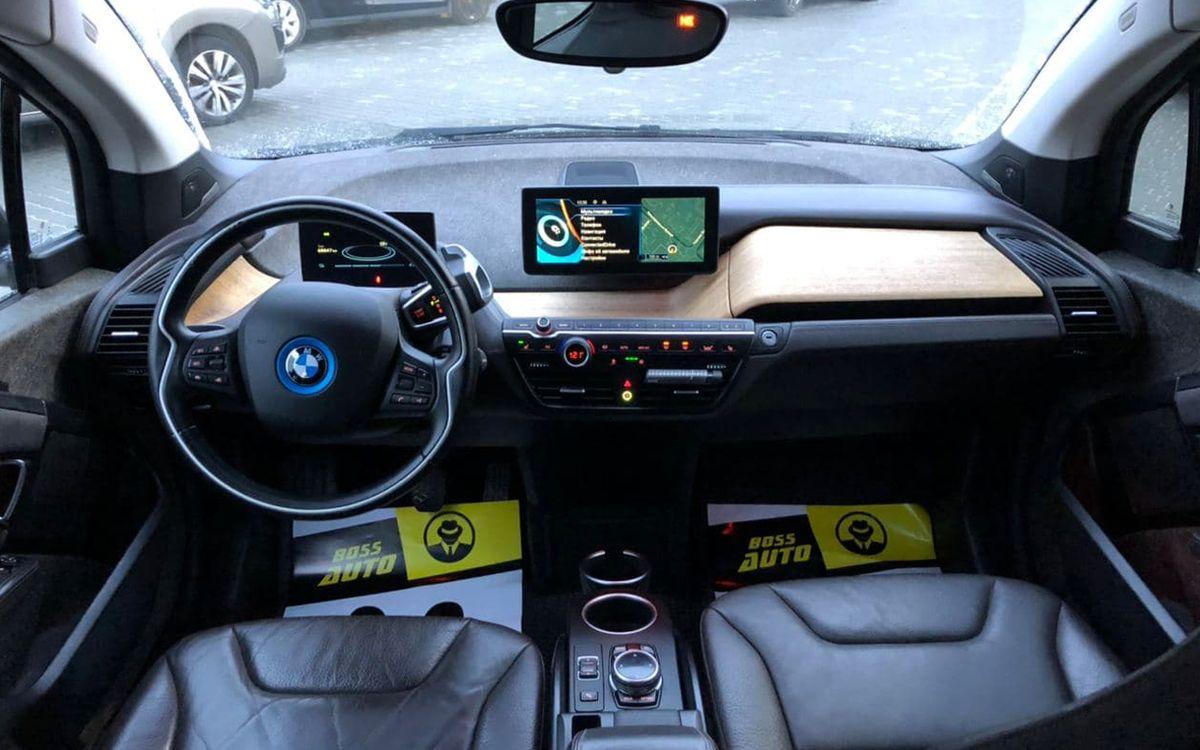 BMW I3 2014 фото №8