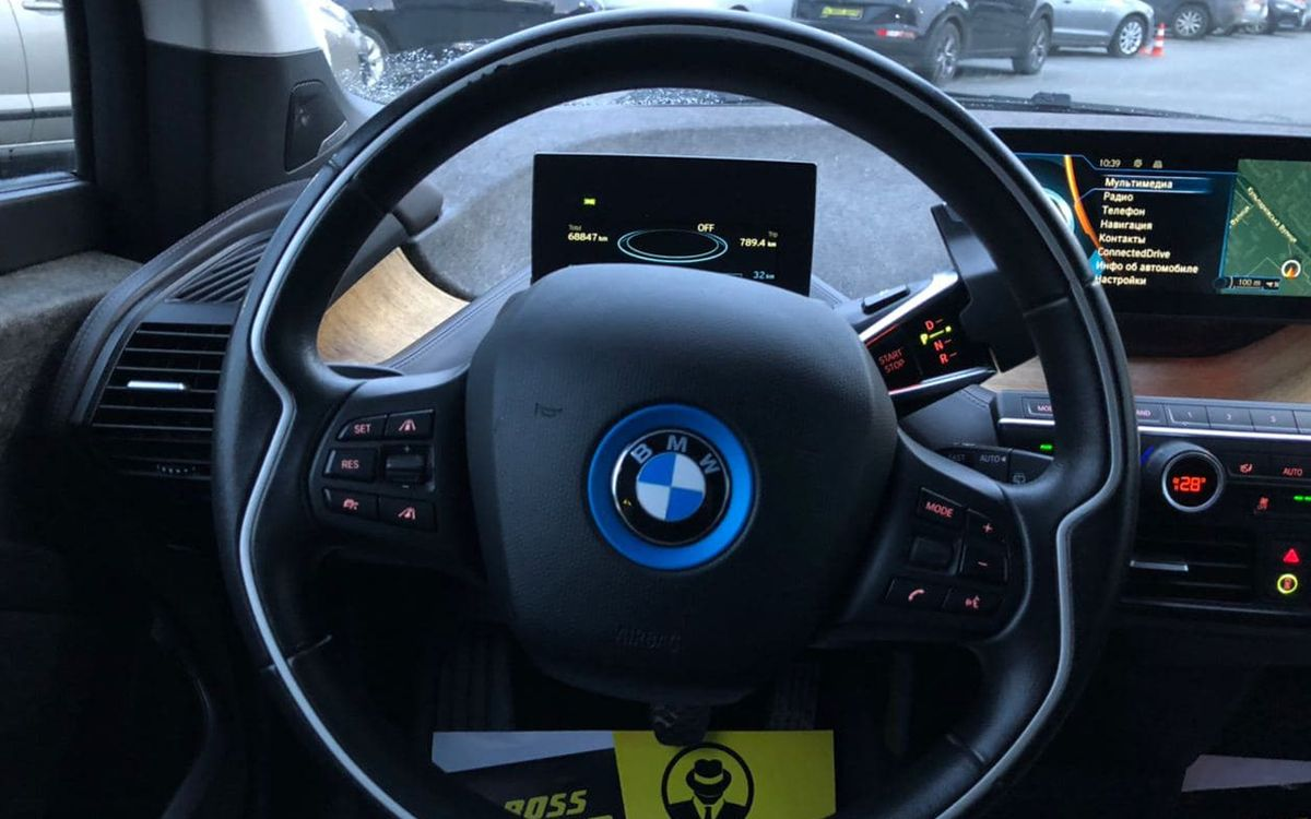 BMW I3 2014 фото №10