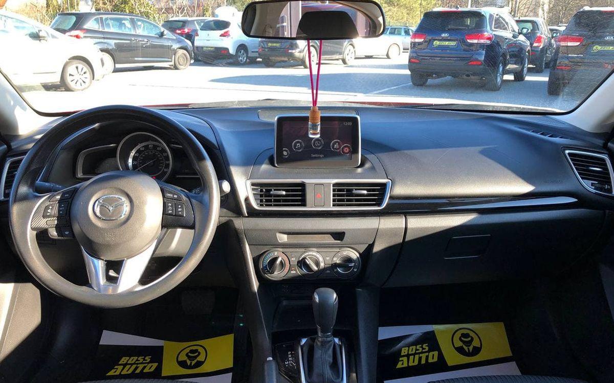 Mazda 3 Sport 2016 фото №8