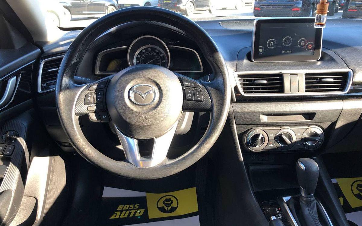 Mazda 3 Sport 2016 фото №11