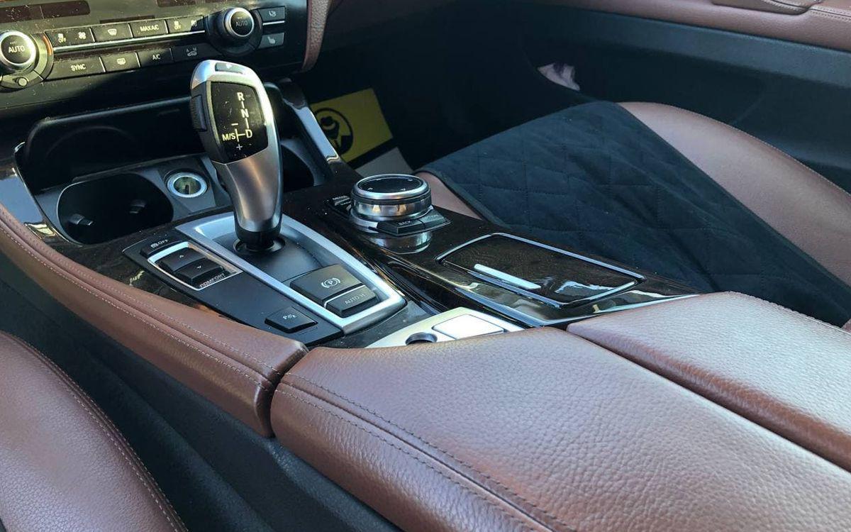 BMW 535 2013 фото №12