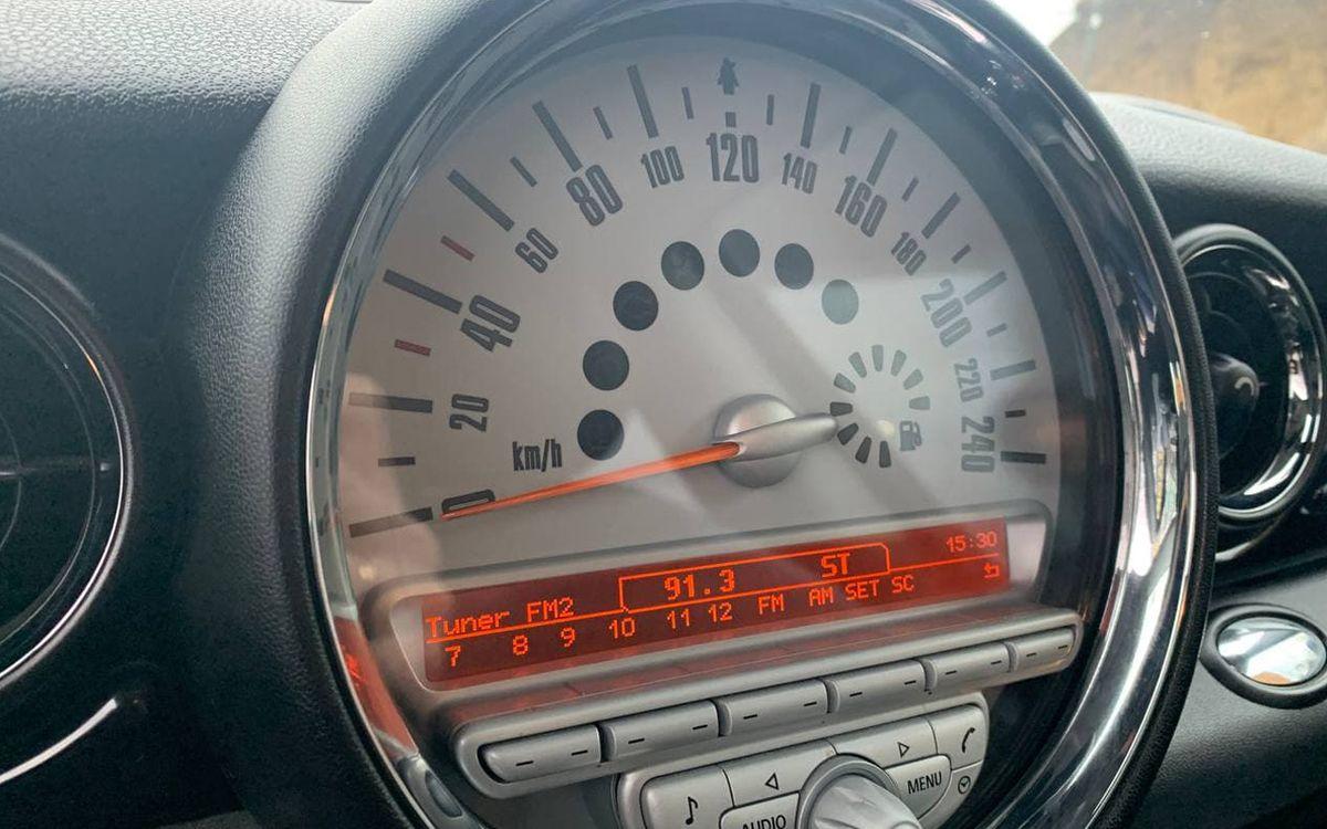 MINI Cooper 2008 фото №11