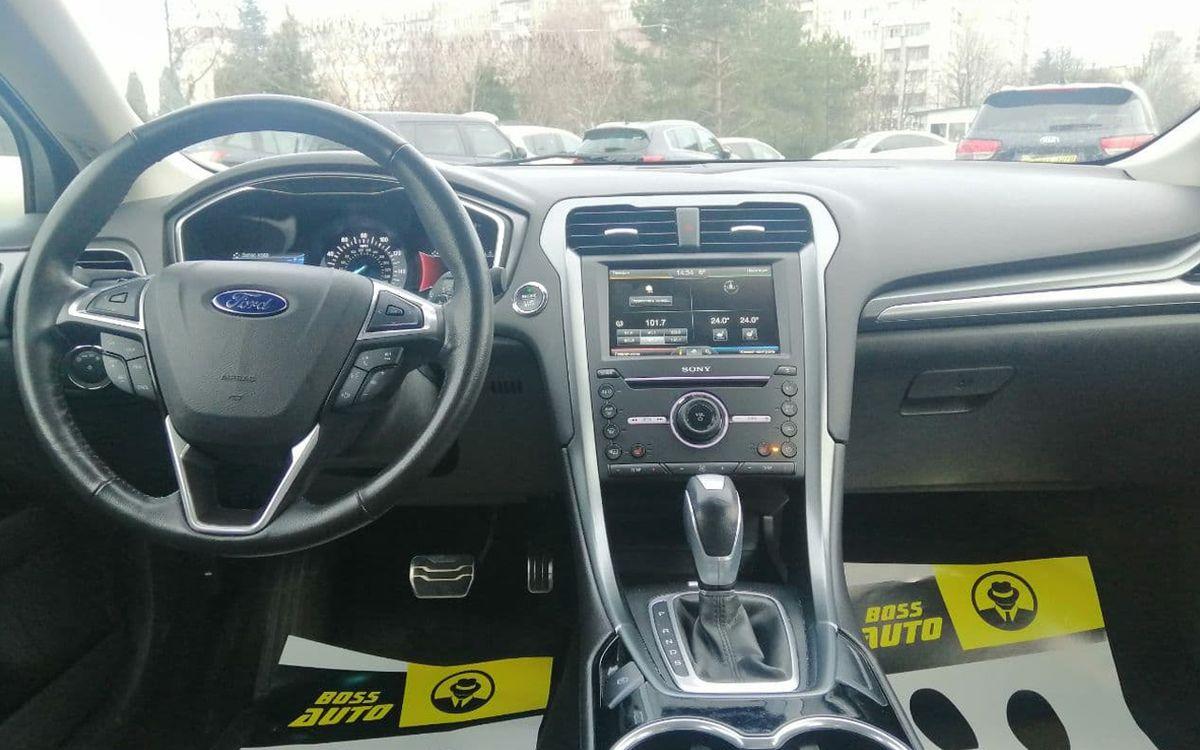 Ford Fusion 2015 фото №9