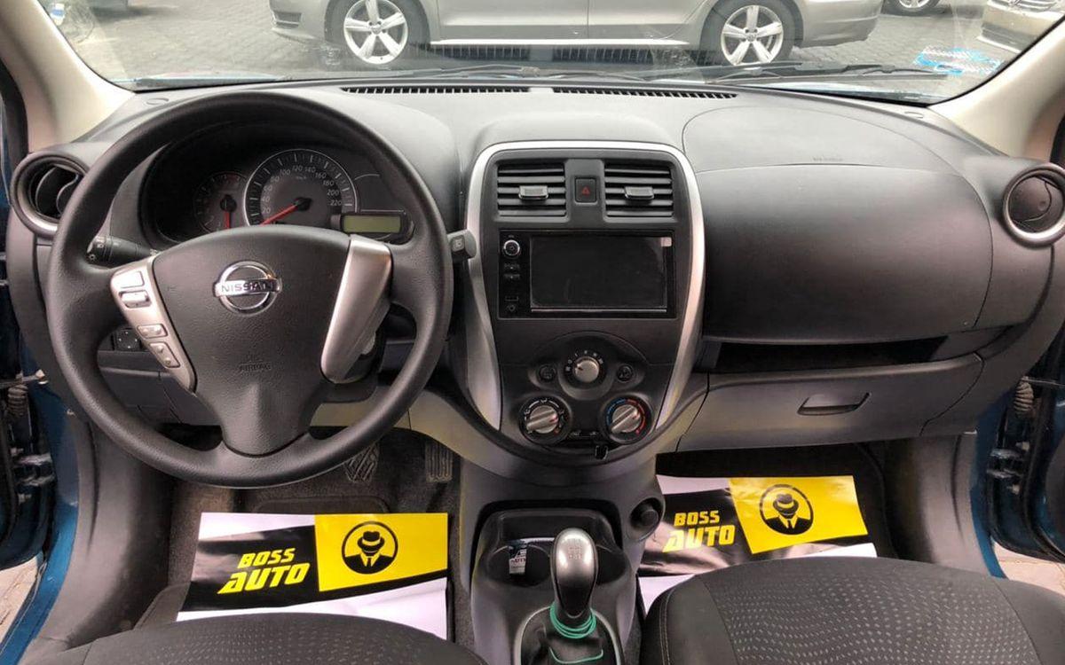 Nissan Micra 2019 фото №8