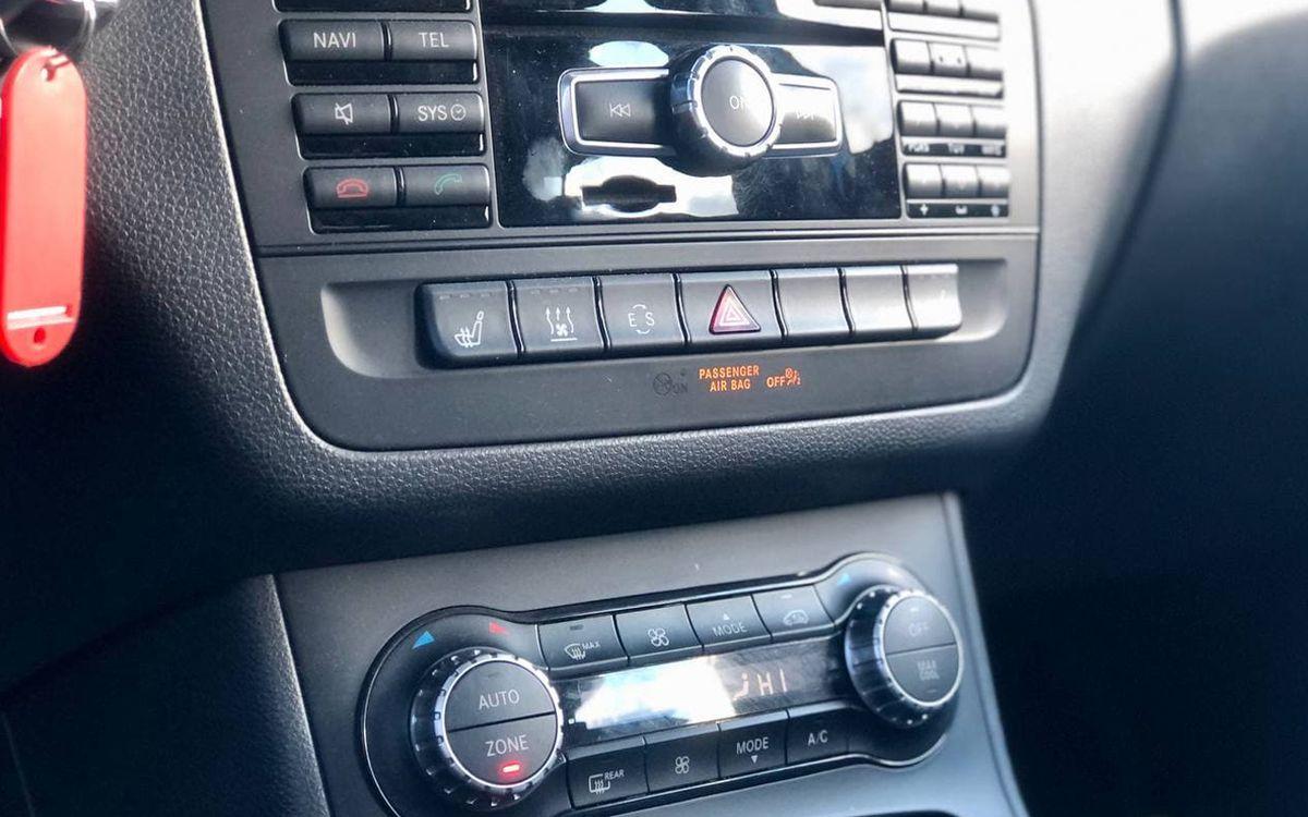 Mercedes-Benz B 250 Electric 2014 фото №11
