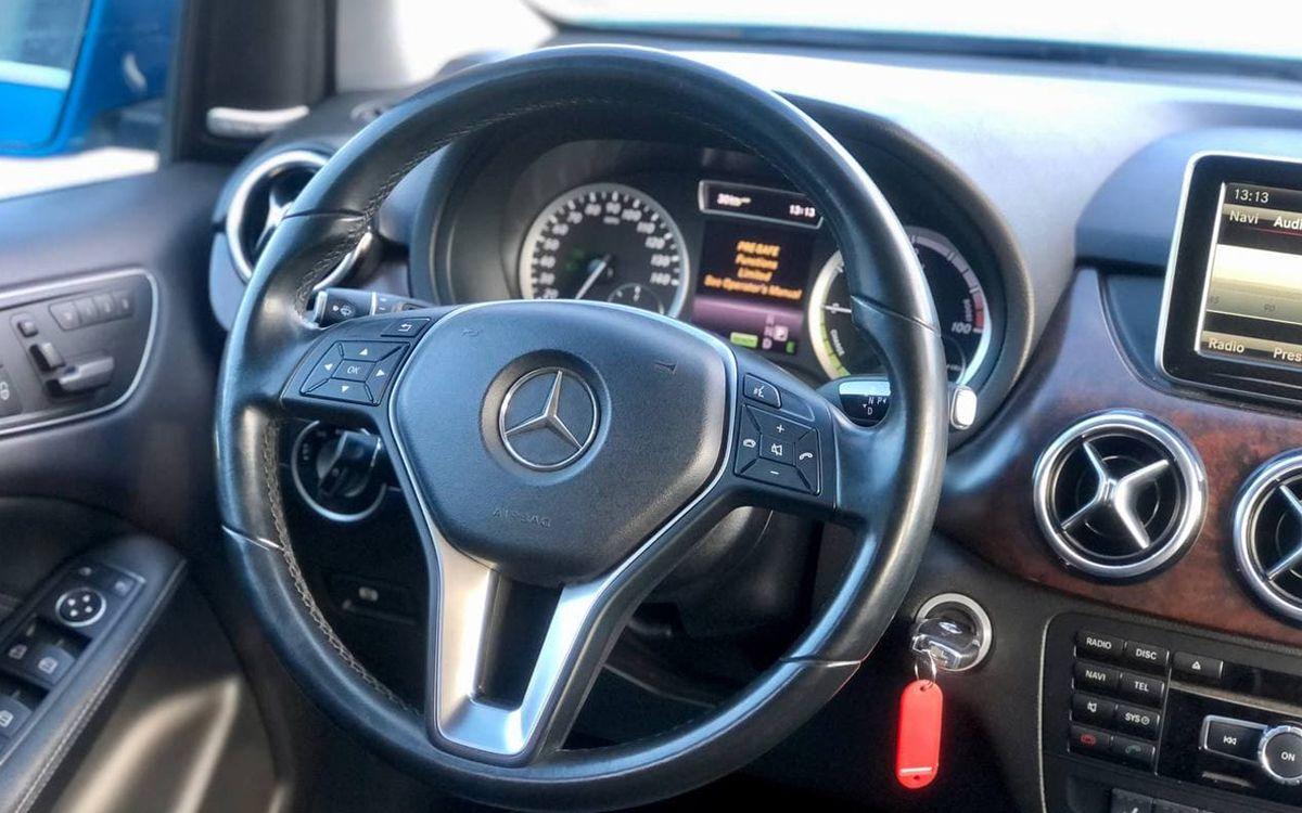 Mercedes-Benz B 250 Electric 2014 фото №12