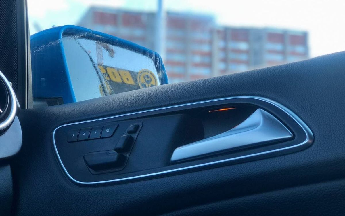 Mercedes-Benz B 250 Electric 2014 фото №15