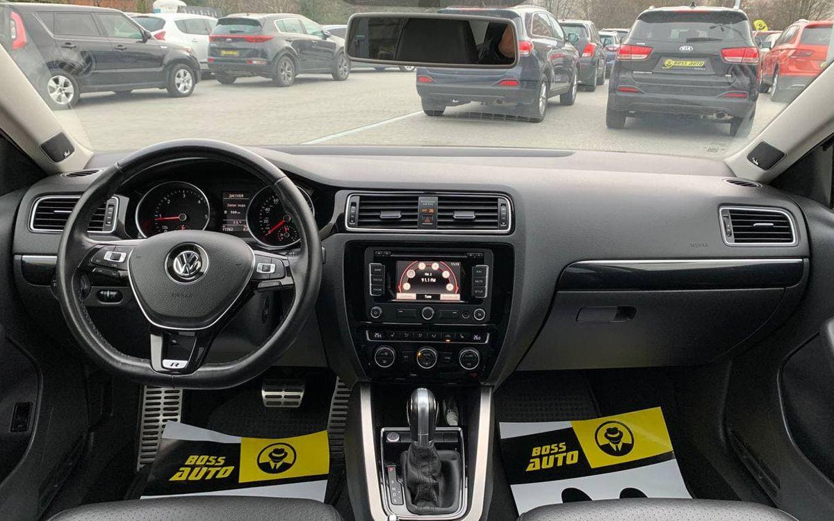 Volkswagen Jetta SEL Rline 2015 фото №9