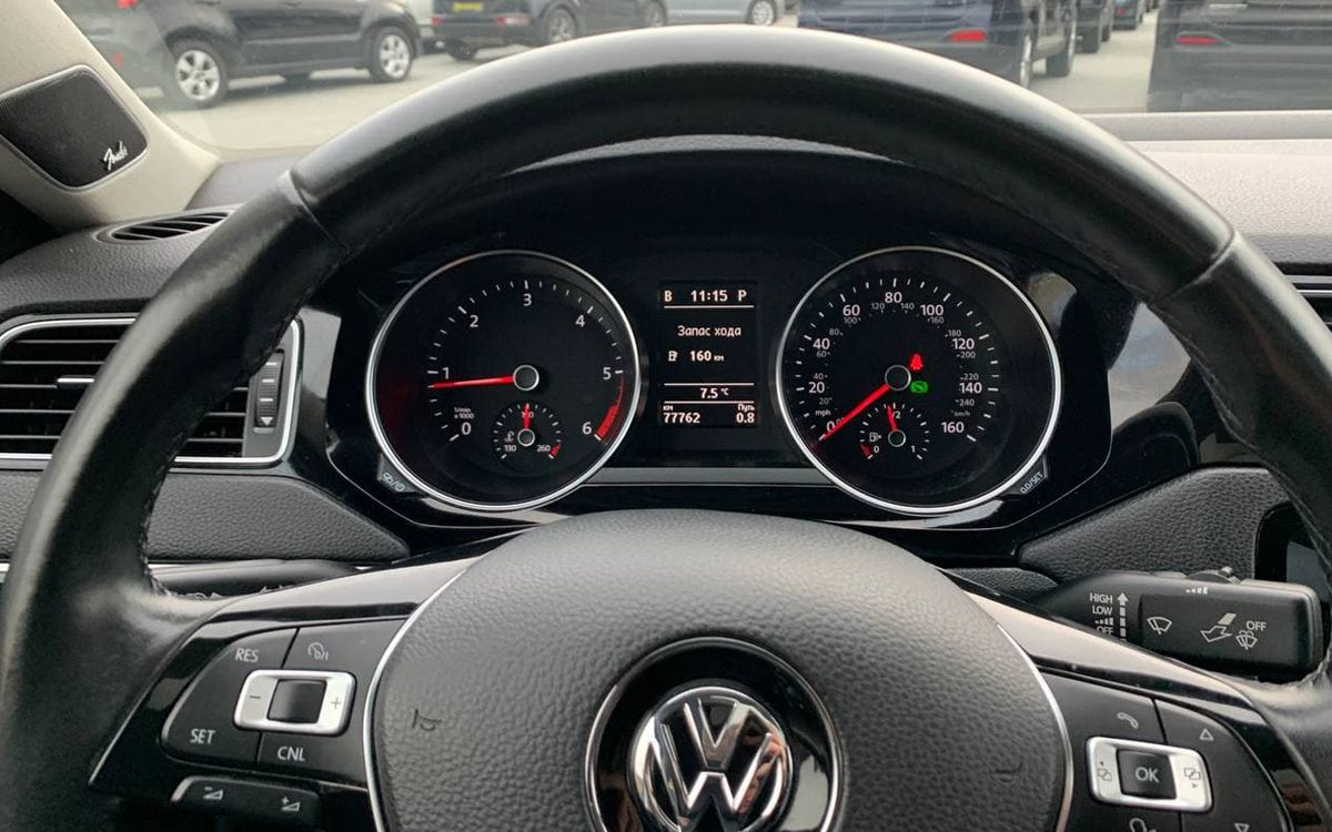 Volkswagen Jetta SEL Rline 2015 фото №12