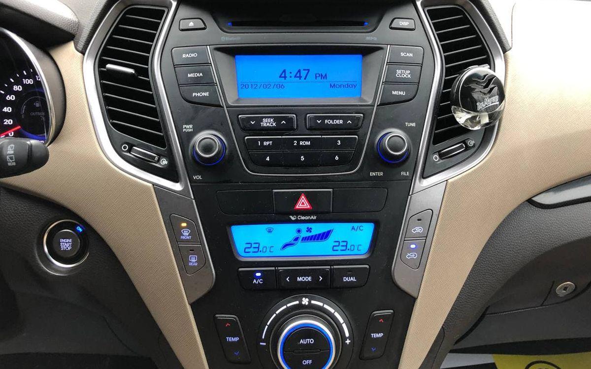 Hyundai Santa FE 2013 фото №13
