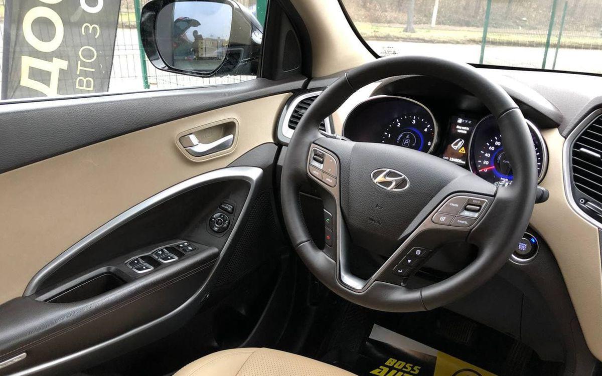Hyundai Santa FE 2013 фото №15