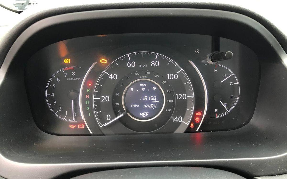 Honda CR-V AWD 2013 фото №16
