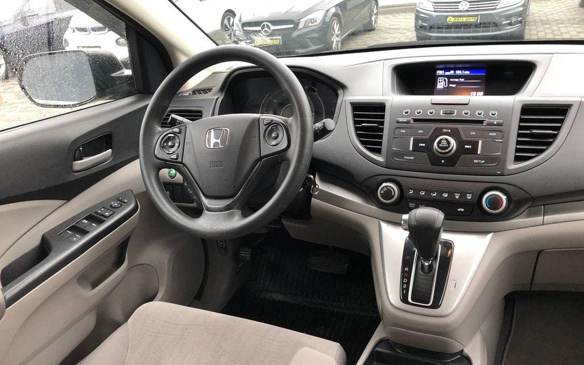 Honda CR-V AWD 2013 фото №18