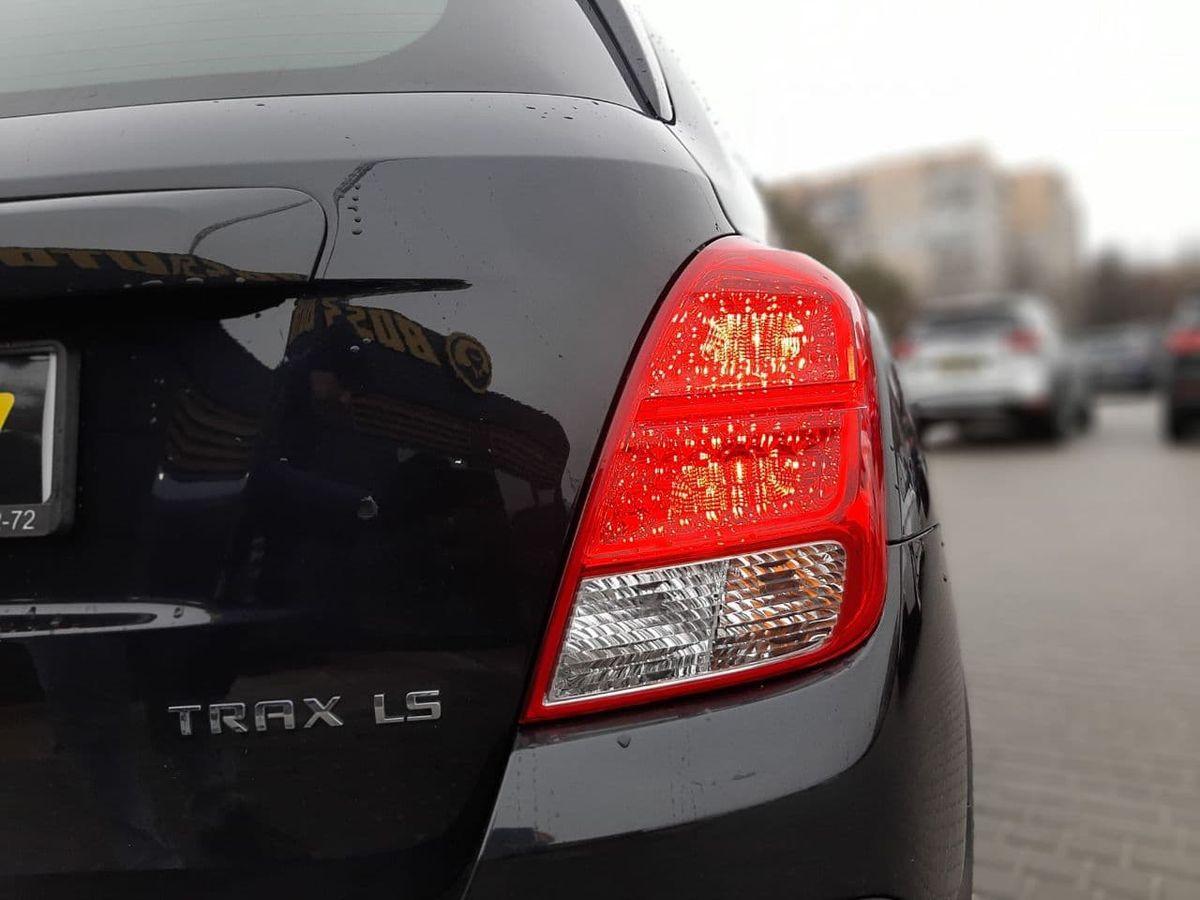 Chevrolet Trax 2016 фото №13