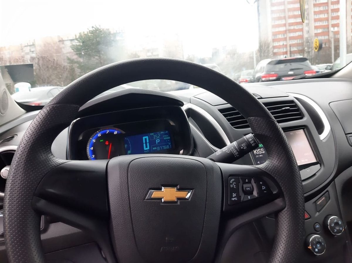 Chevrolet Trax 2016 фото №14