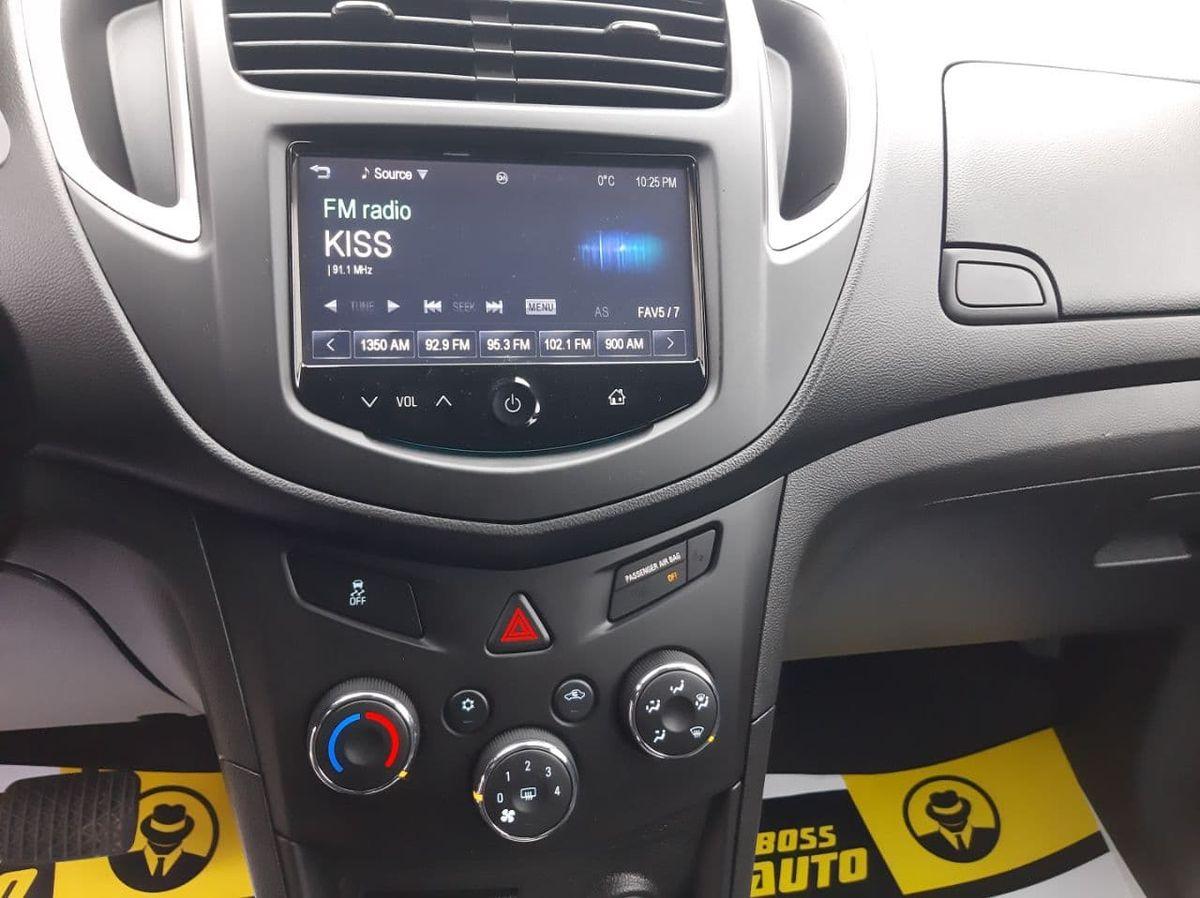 Chevrolet Trax 2016 фото №17