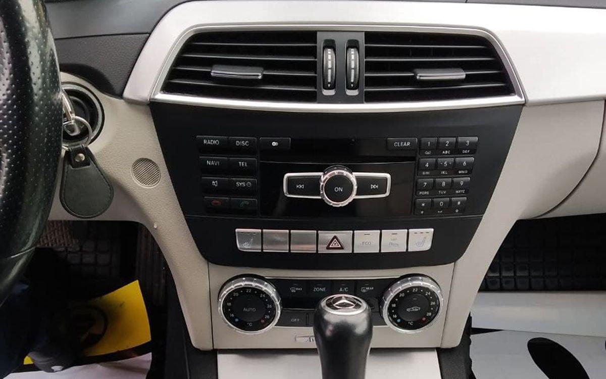 Mercedes-Benz C 200 D 2011 фото №16