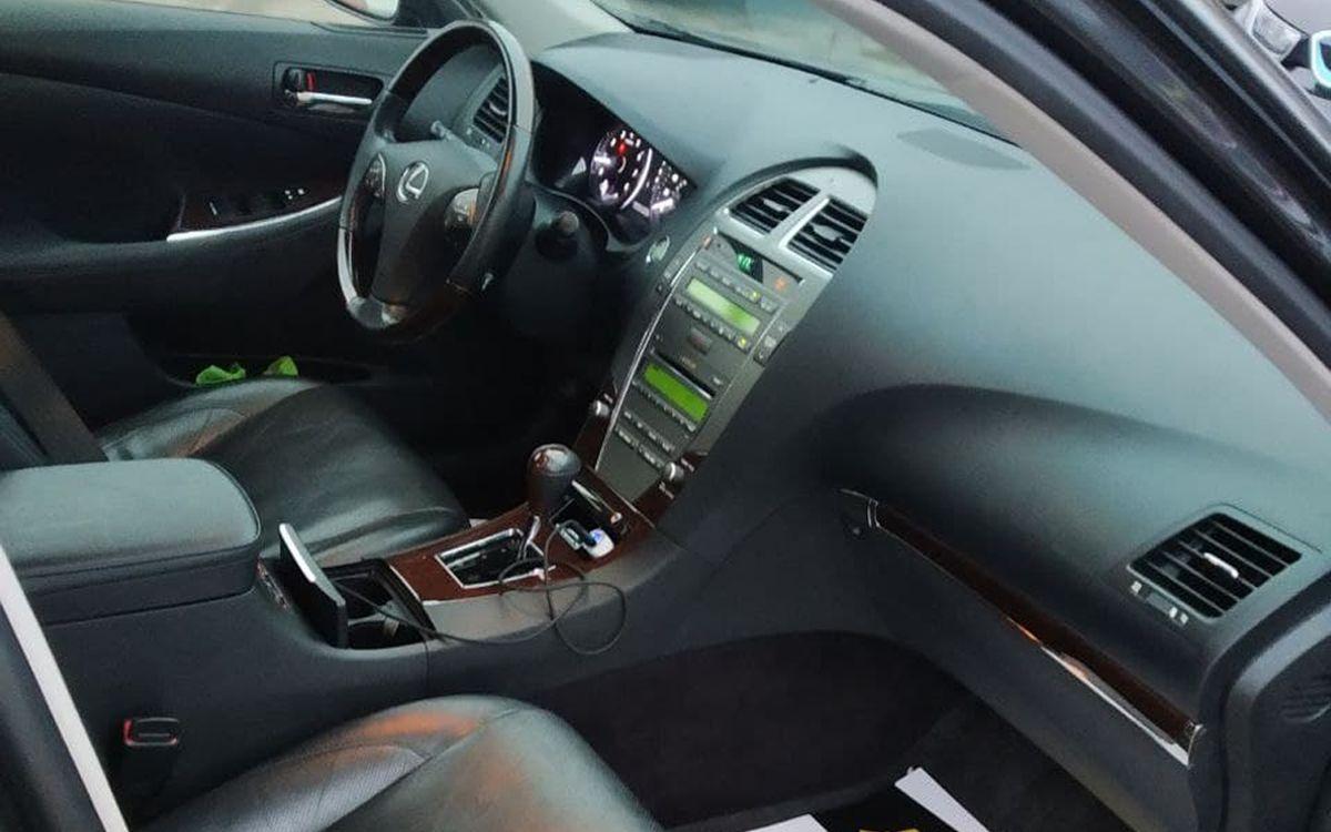 Lexus ES 350 2011 фото №9