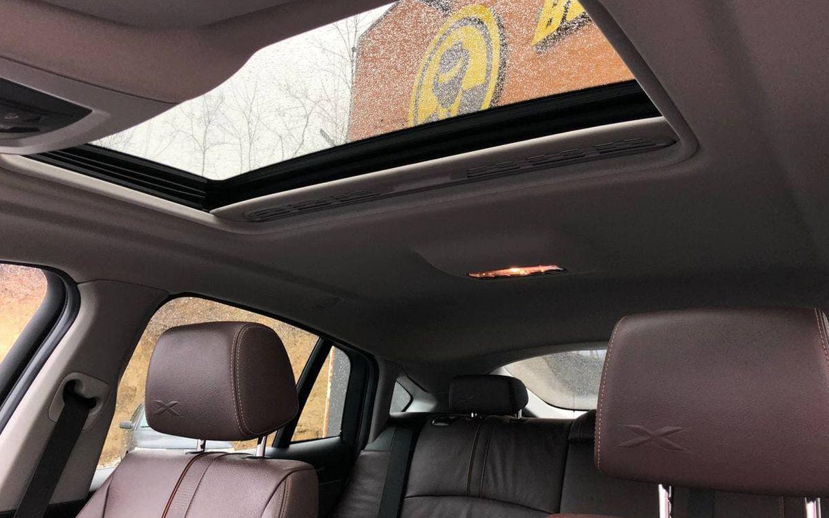 BMW X4 2016 фото №12